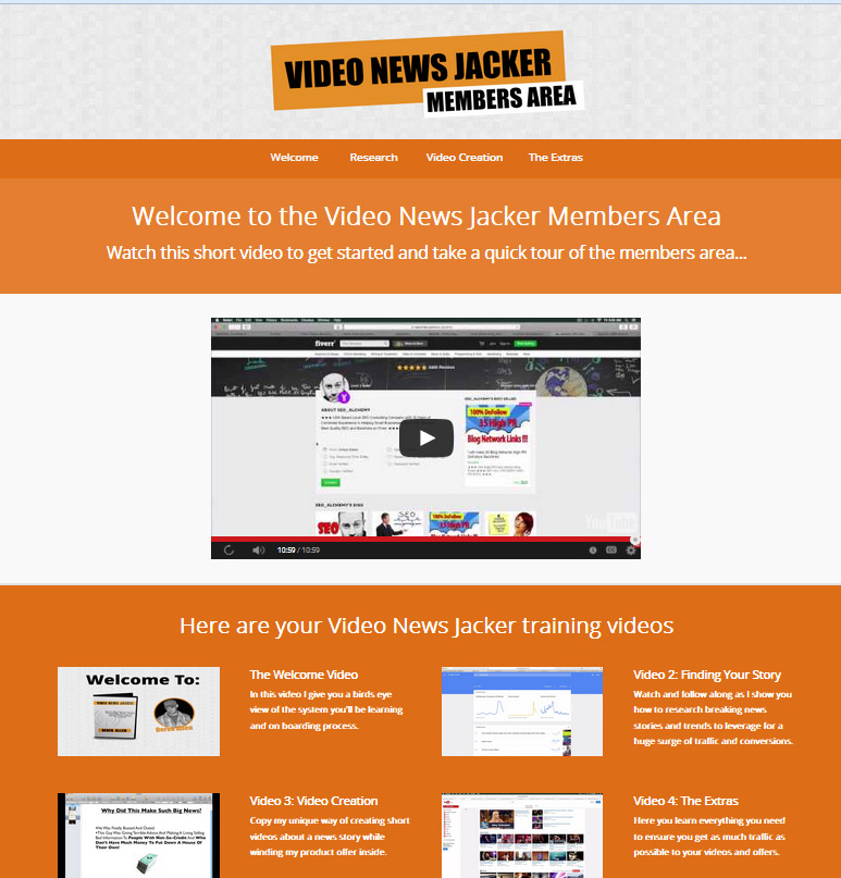Video News Jacker