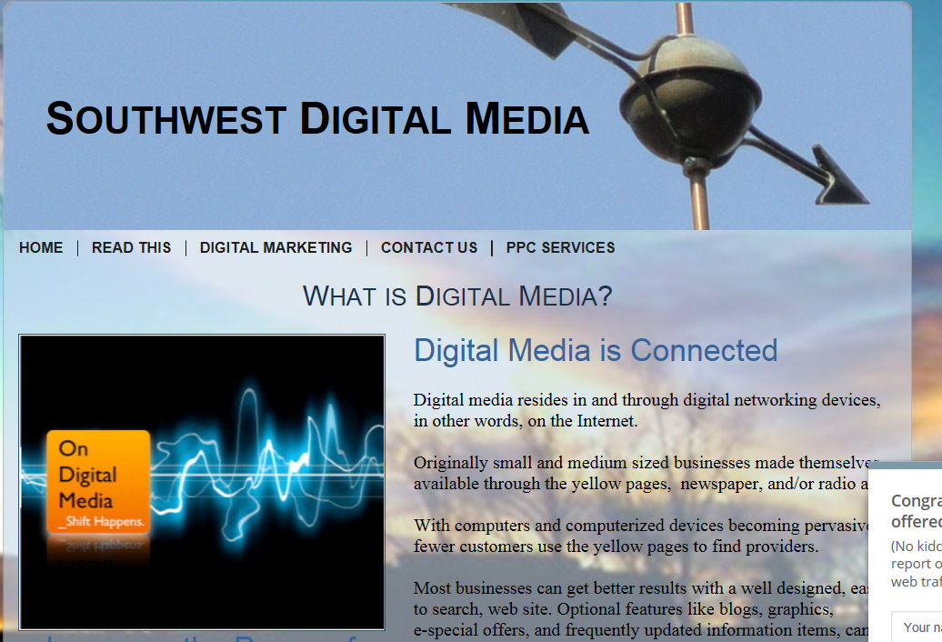 Southwest Digital Media - Hall of Shame
