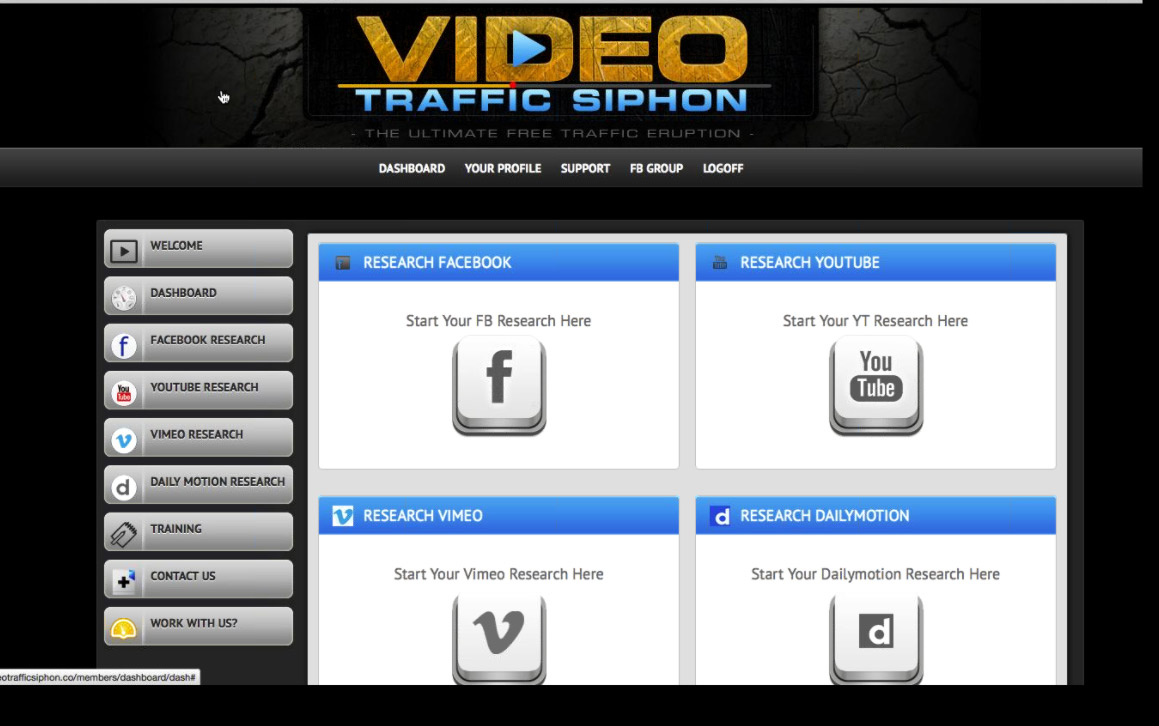 Video Traffic Siphon Review- Cool tool, Not Worth $297