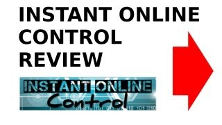 Instant Online Control Review – The 6 Figure Internet Marketing Blueprint