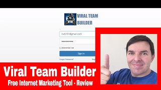 Viral Team Builder review | Best Internet Marketing tools for Free