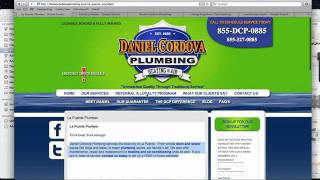 Plumber SEO Strategy Review – Internet Marketing