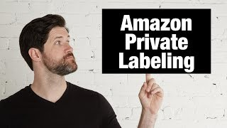 Amazon Private Labeling Course, Strategy, Product Ideas – START SELLING TODAY!